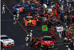Pit road action