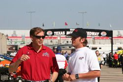 Ray Evernham and A.J. Foyt IV