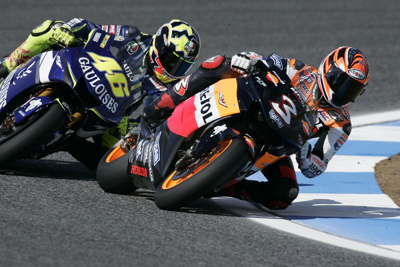 Max Biaggis letzte MotoGP-Saison