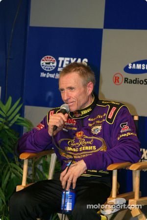 Second place interview with Mark Martin
