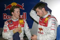 Mattias Ekström et Martin Tomczyk