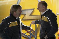 Joachim Winkelhock and Volker Strycek