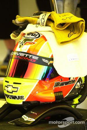 Helmet of Olivier Beretta
