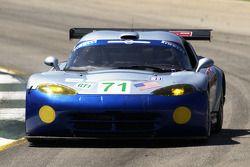#71 Carsport America Dodge Viper: Tom Weickardt, Jean-Philippe Belloc