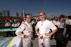 Marco Werner et JJ Lehto