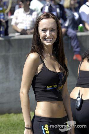 A Sportsbook.com girl