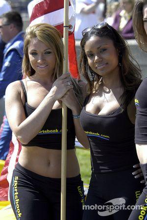 Sportsbook.com girls