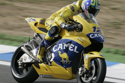 Troy Bayliss, Pons Honda