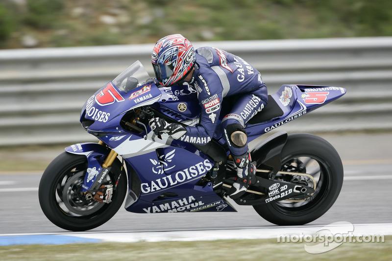 Colin Edwards, Yamaha Factory Racing, 2005