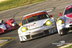 #78 J3 Racing Porsche 911 GT3 RSR: Michael Cawley, Rick Skelton