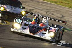 #37 Intersport Racing Lola B05/40 AER: Jon Field, Clint Field
