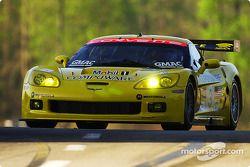 #3 Corvette Racing Corvette C6-R: Ron Fellows, Johnny O'Connell