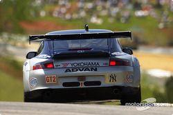 #43 BAM! Porsche 911 GT3 RSR: Tony Burgess, Sascha Maassen