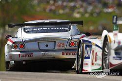 #51 Panoz Motor Sports Panoz Esperante GTLM: Scott Maxwell, Bryan Sellers