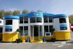 Hospitalité Renault F1