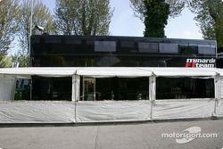 L'hospitalité Minardi