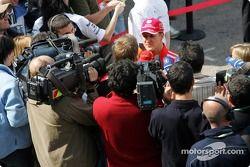 Interviews pour Michael Schumacher