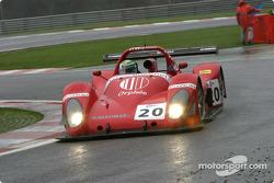 #20 Pierre Bruneau Pilbeam JPX: Marc Rostan, Pierre Bruneau, Jean-Philippe Peugeot