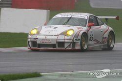 #89 Sebah Automotive Porsche 996 GT3 RSR : Lars-Erik Nielsen, Thorkild Thyrring, Pierre Ehret