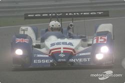 #15 Zytek Motorsport Zytek 04S: Hayanari Shimoda, John Nielsen, Casper Elgaard