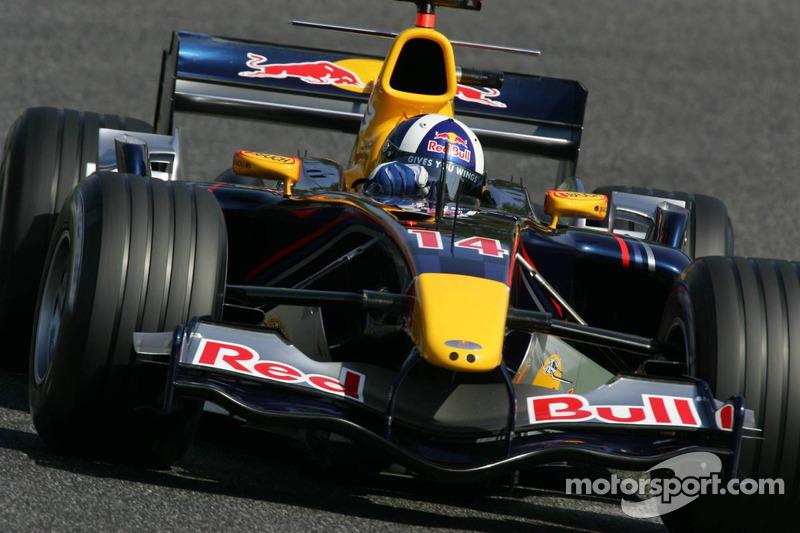 David Coulthard: 26 ikincilik
