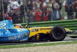 1. Fernando Alonso, Renault R25