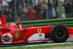 2. Michael Schumacher, Ferrari F2005