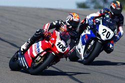 Neil Hodgson and Aaron Yates