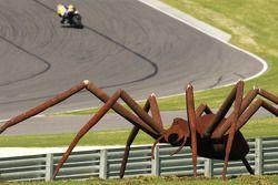 Spider at Barber Motorsports Park