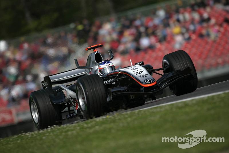 2005 : Kimi Räikkönen, McLaren MP4-20