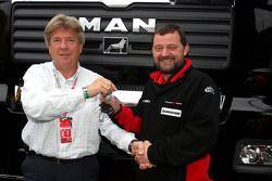 Minardi media event: Paul Stoddart