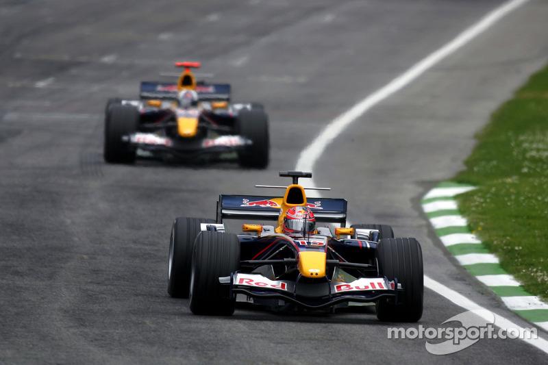 Vitantonio Liuzzi, GP San Marino 2005, Red Bull
