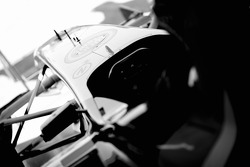 BAR-Honda cockpit