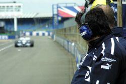 Williams-BMW takım elemanları