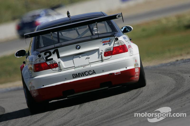 Prototype Technology Group BMW M3 : Bill Auberlen, Joey Hand