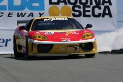 #12 JMB Racing USA Ferrari 360 Challenge: David Gooding, Tom Jermoluk, Dan Kennedy