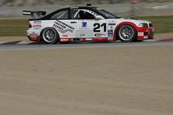 #21 Prototype Technology Group BMW M3: Bill Auberlen, Joey Hand