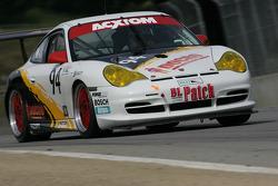 #94 Autometrics Motorsports Porsche GT3 Cup: Tom Soriano, Bransen Patch