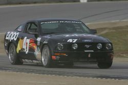 #47 TF Racing Mustang: Gary Smith, John Kohler