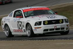 #10 Champion Motorsports Mustang: Brad Lehmann, BJ Zacharias