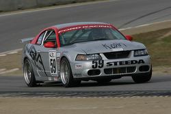 #59 Rehagen Racing Mustang Cobra SVT: Larry Rehagen, Dean Martin