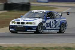 #16 Prototype Technology Group BMW M3: Justin Marks, Tom Milner