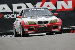 #22 Prototype Technology Group BMW M3: Chris Gleason, Ian James