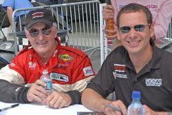 Elliott Forbes-Robinson et Butch Leitzinger