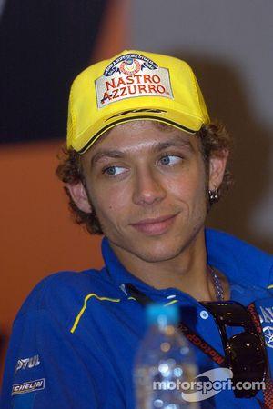 Conferencia de prensa: Valentino Rossi