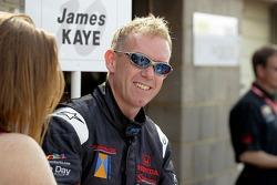 James Kaye of Synchro Motorsport