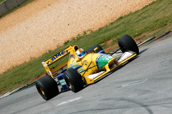 #19 Larry Connor Benetton B191