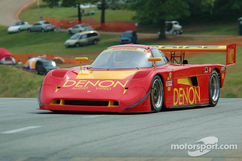 1987 Spice Ferrari