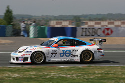 #77 Mike Jordan Porsche 996 GT3 RS: Michael Caine, Mike Jordan
