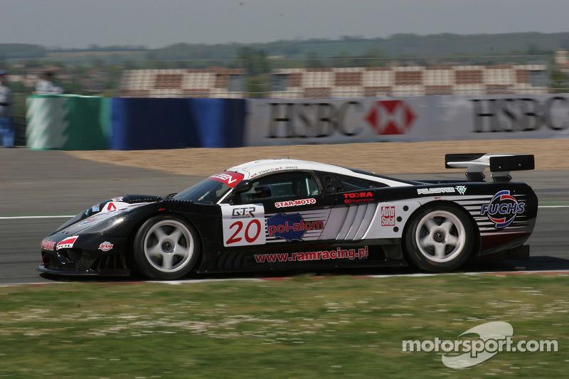 RAM Racing Saleen S7 R : Max Stanco, Rafal Janus